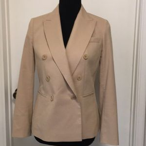 Talbots blazer size 6p